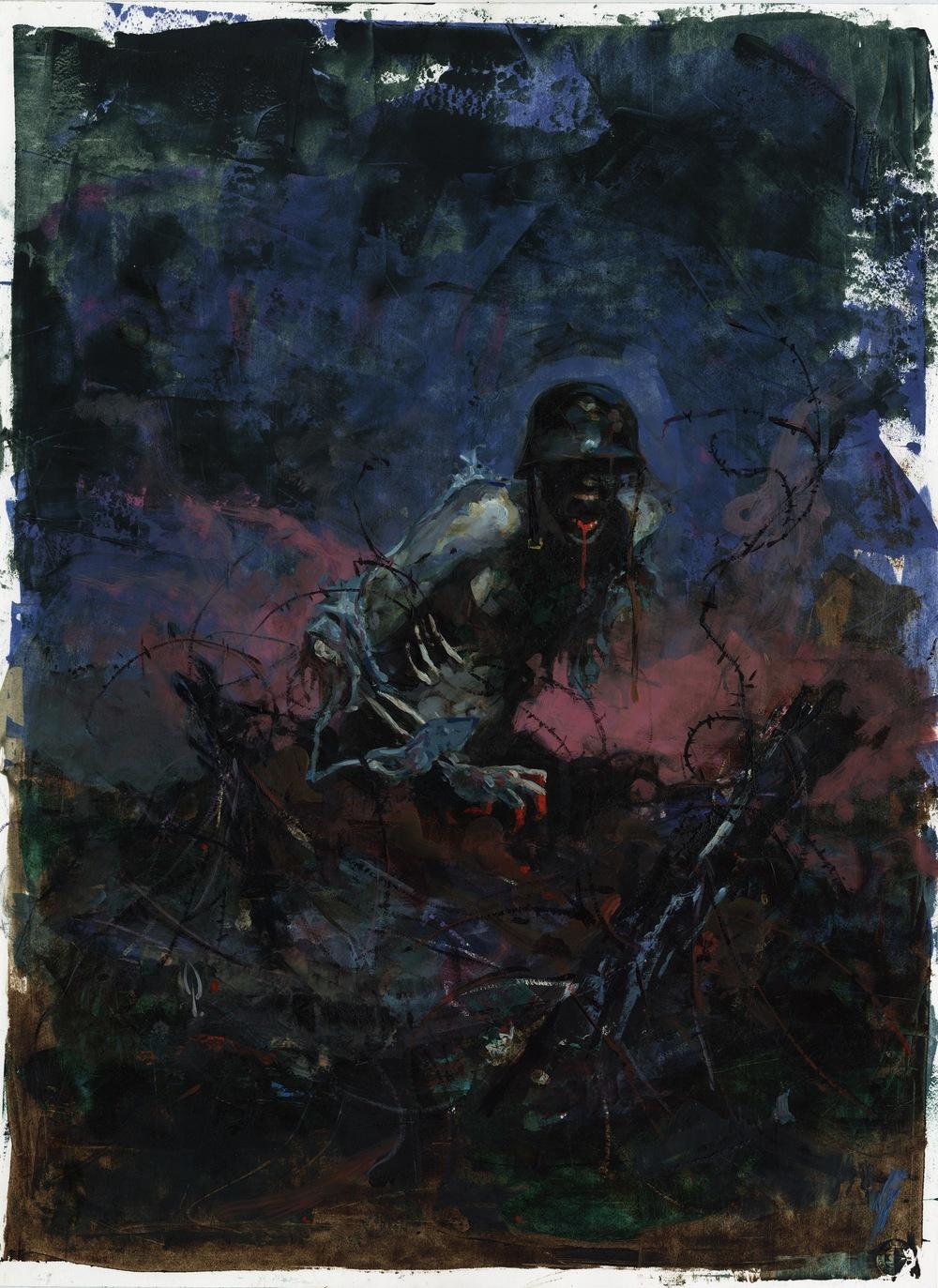 Nazi Zombie