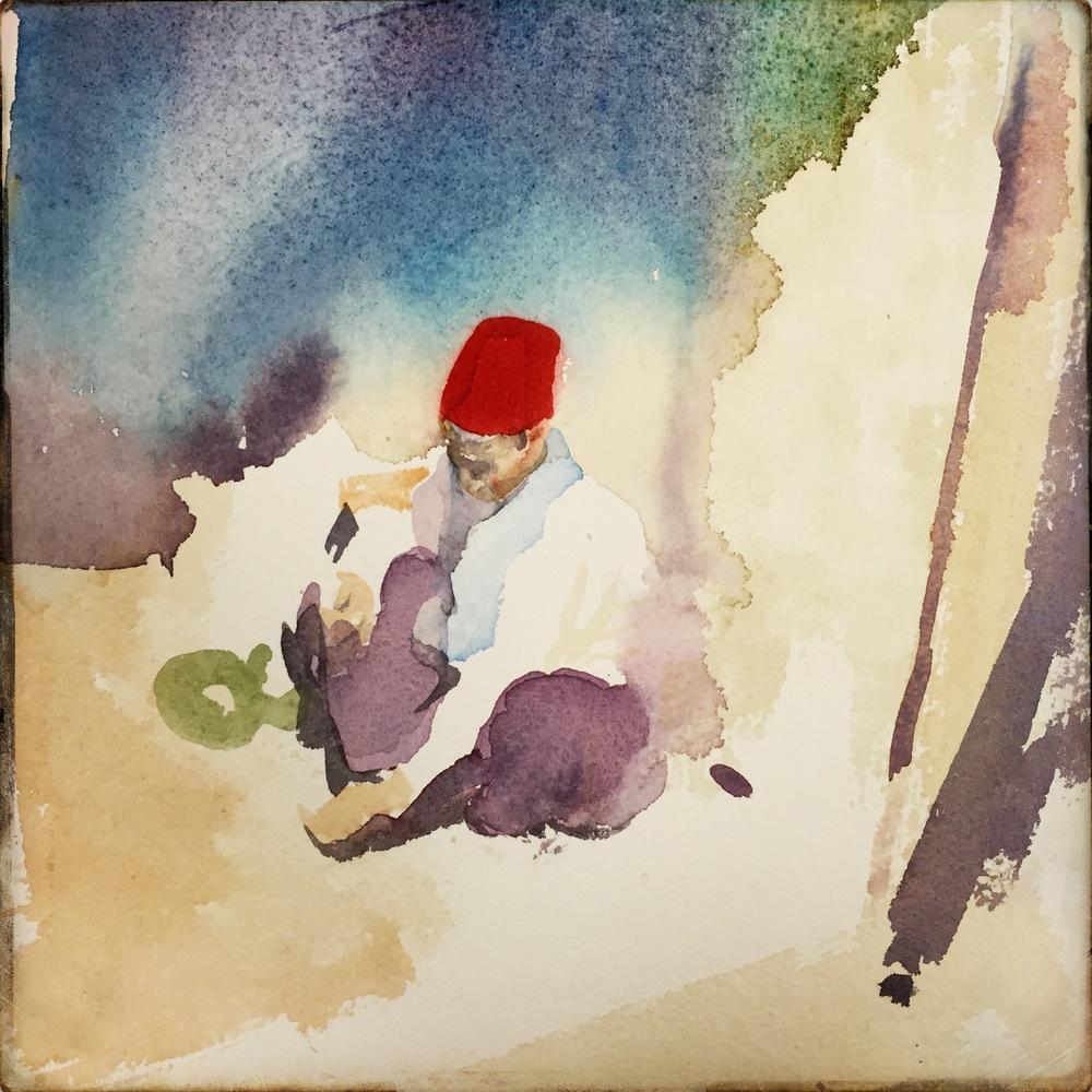 Fez - Watercolor 006.JPG