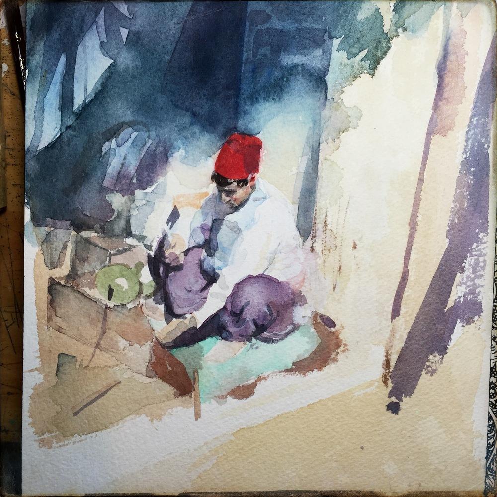 Fez - Watercolor 008.JPG
