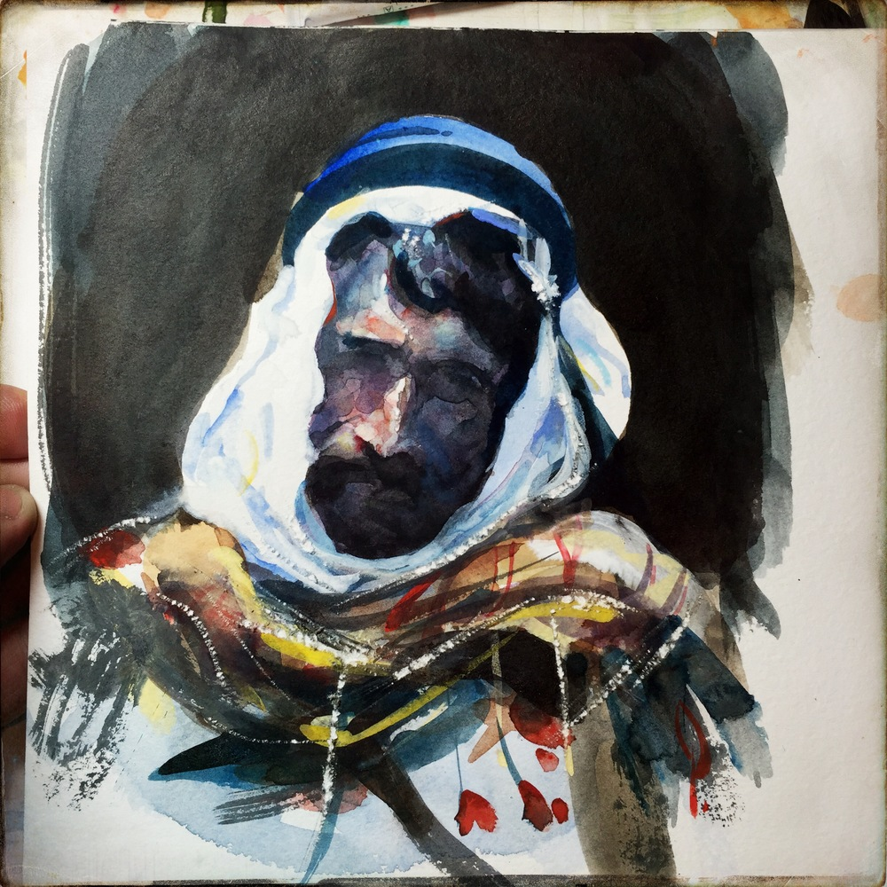 Bedouin - Watercolor 008.JPG