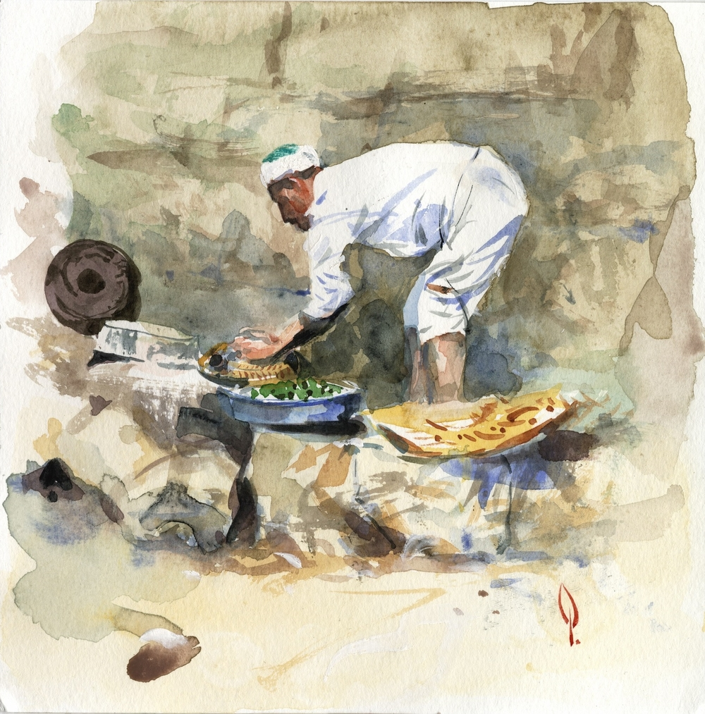 Watercolor - olive pressing.jpg
