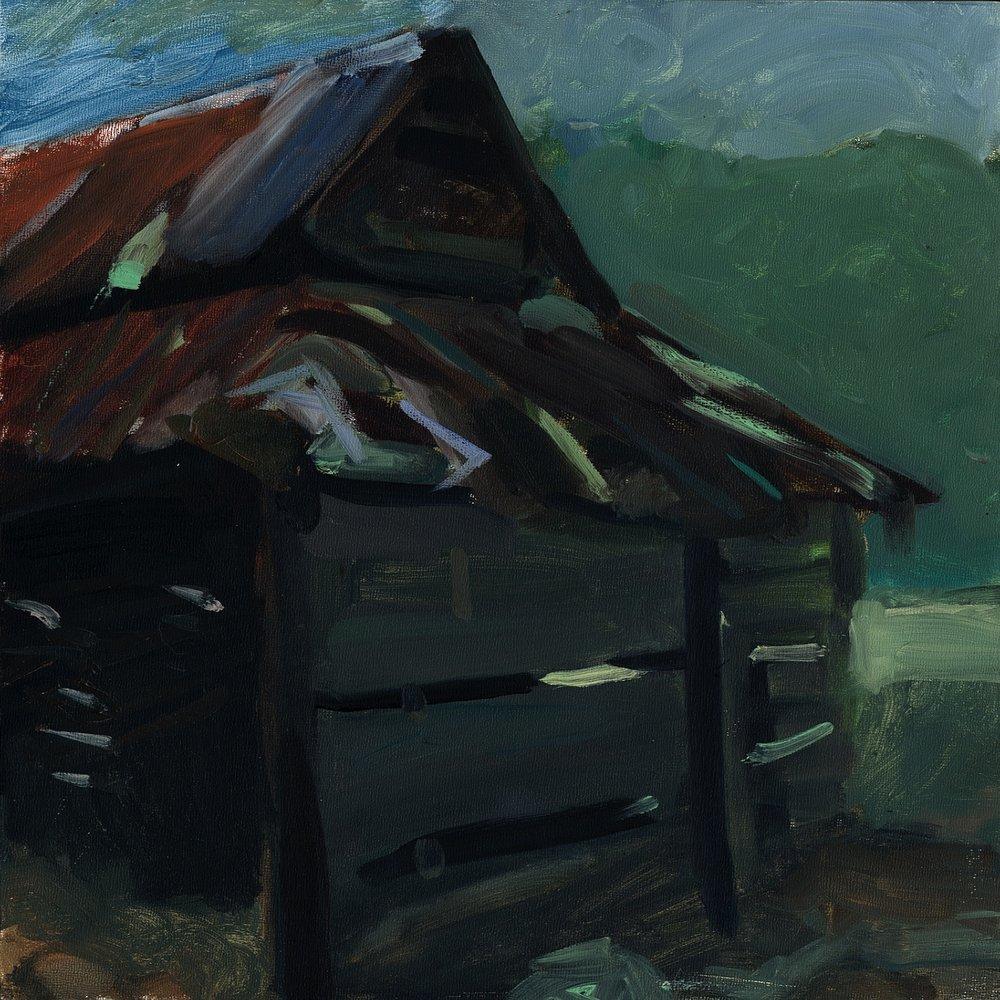 Bryan's Barn - Oil - 12 x 12.jpg