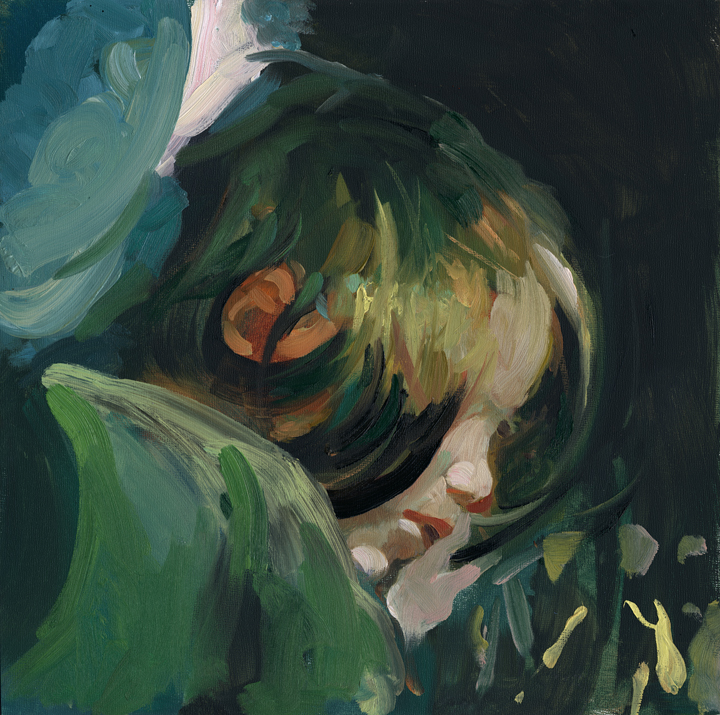 Sleeping Mary - Oil - 12 x 12.jpg