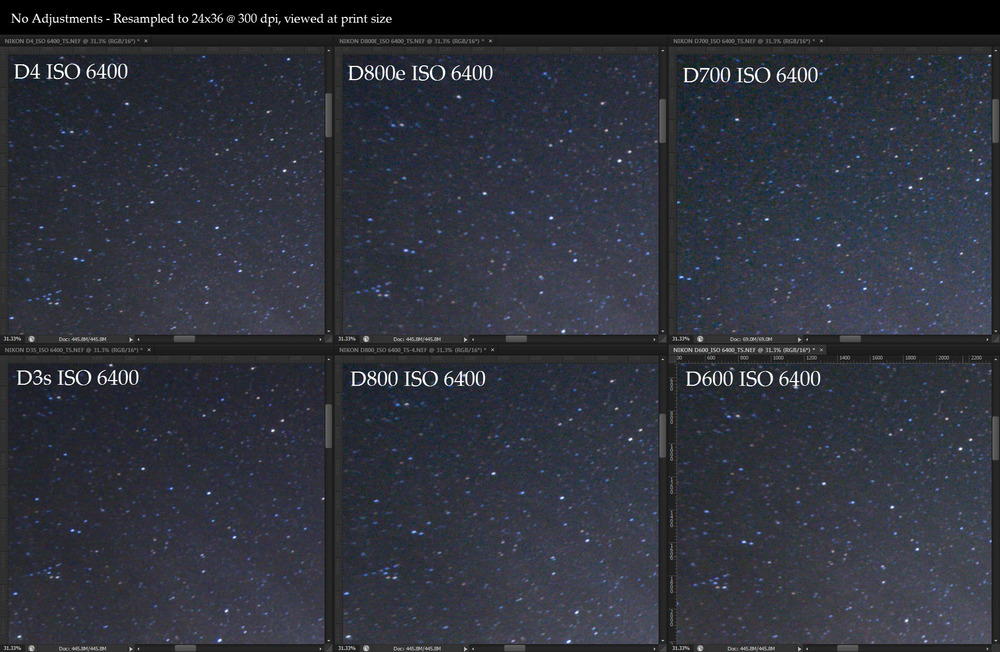 Nikon Night Photography Shootout