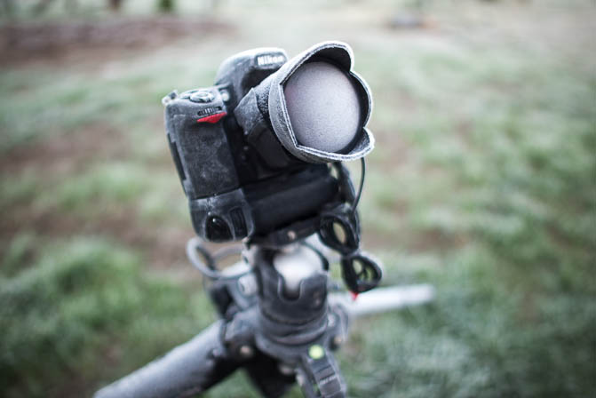 Update for Recommended Night Photography Gear