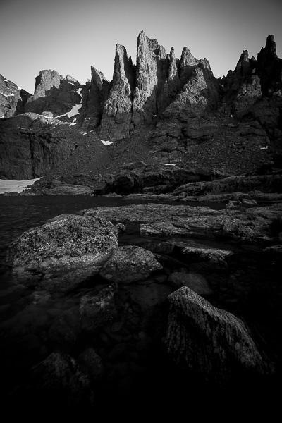 'Mountain Light' preset