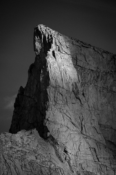 'Mountain Light Darker Sky' preset