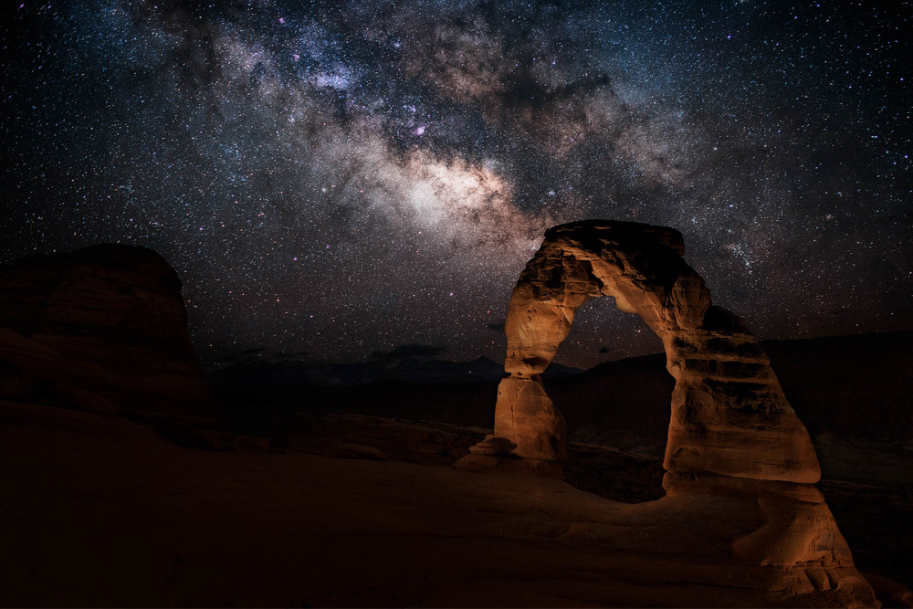Ten Steps to Photograph the Milky Way