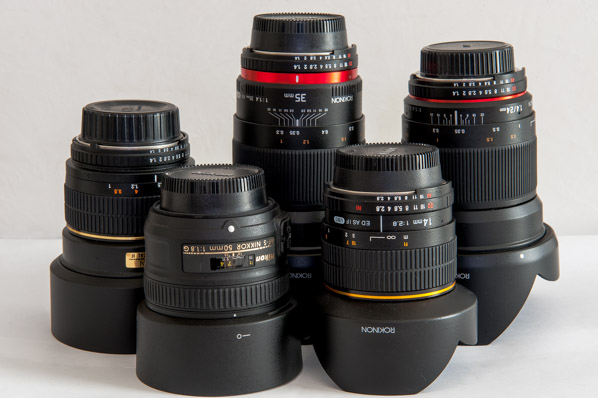 Prime Time! - Lenses for Night Photography