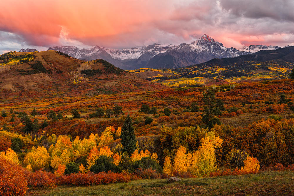 Colorado Fall Colors Photography Workshop 2017