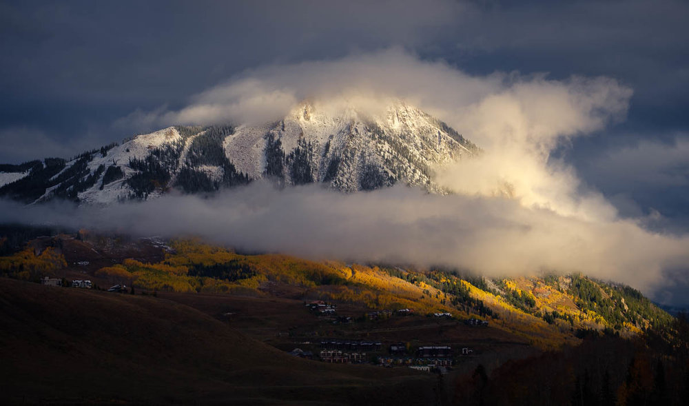 Predicting Weather for Landscape Photography