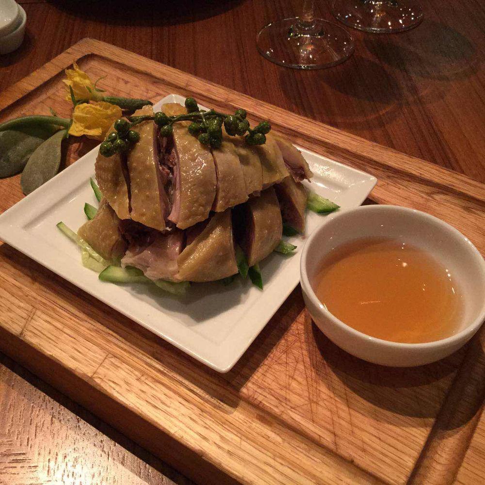 海派拼盘-花椒风干鸡