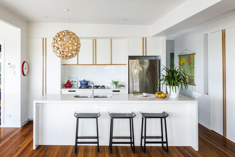 Adelaide St House - Interior Design