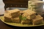 Curried Chicken Tea Sandwiches