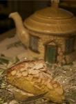 Almond Tea Cake