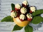 Strawberry Orange Blossoms