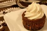 Mochaccino Cheesecake Cupcakes