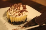 Black Bottom Cheesecake Cupcakes