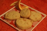 Orange Shortbread