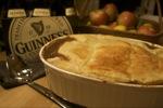 Steak & Guinness Pie
