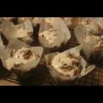 Glazed Cinnamon Muffins