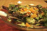 Orange Almond Salad