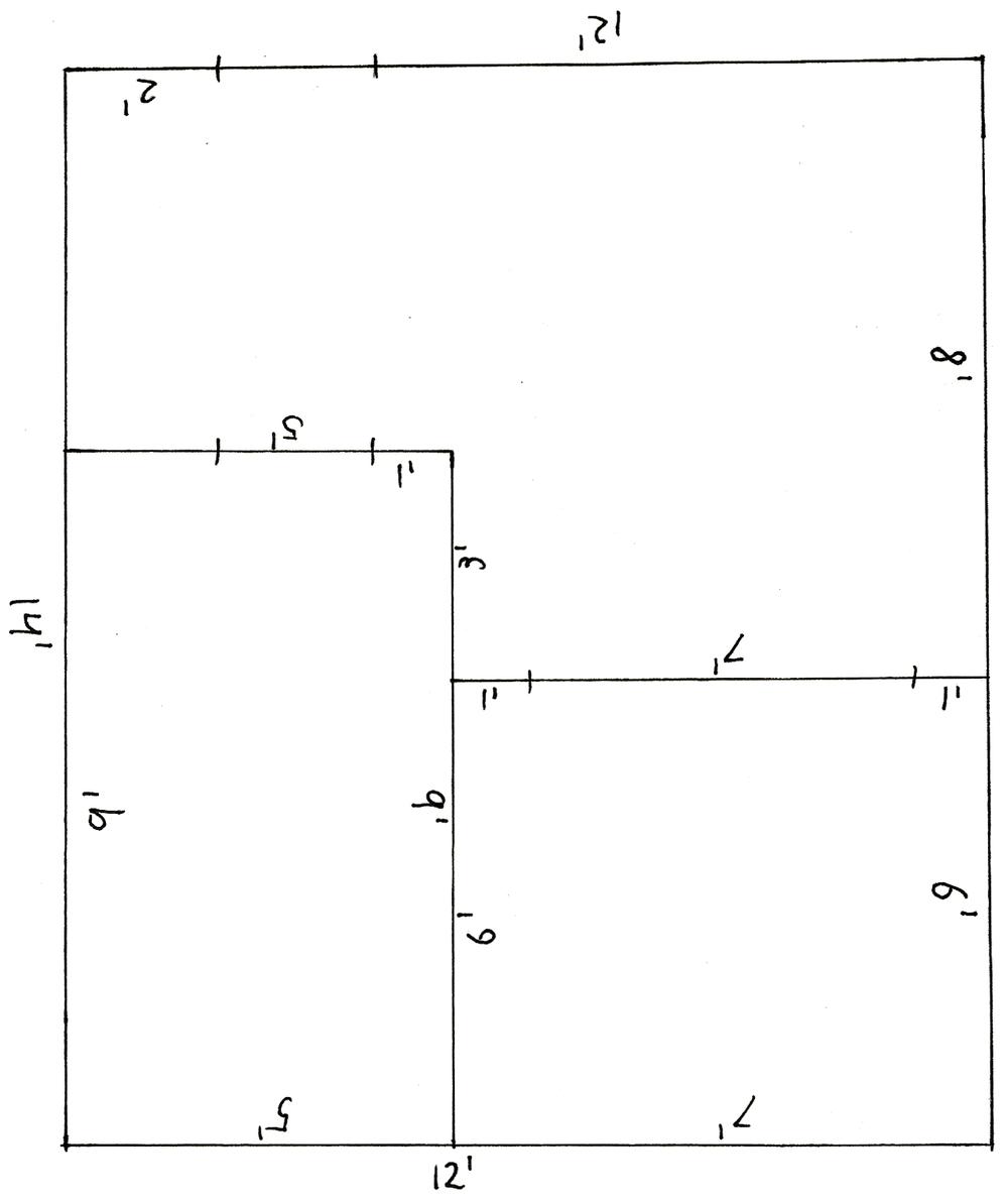 Sketchup 24 Modeling A Floor Plan Harwood Podcast