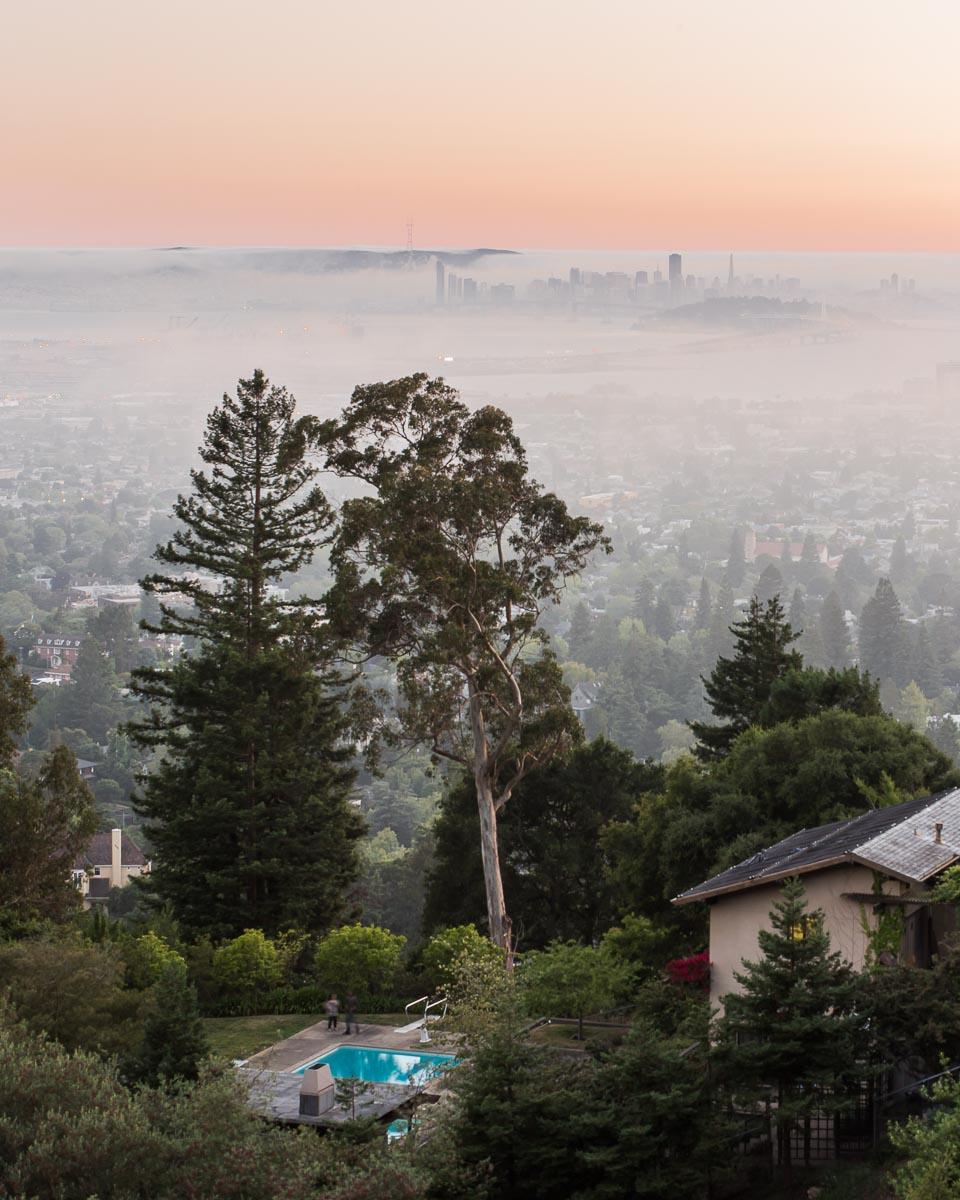 Halprin Garden, Berkeley