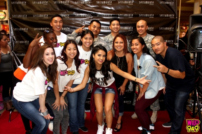 Party Crew w/ Becky G