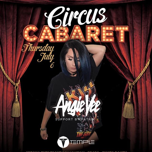 Pull up tonight @temple_sf Gna throw it down alongside @djangievee