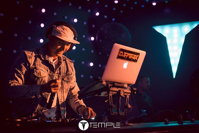 #TBT one of my fav spots to spin in the BAY @lvl55sf @temple_sf