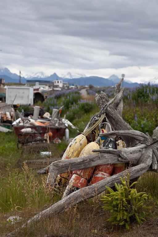 Fender Moorings  -  Homer, Alaska