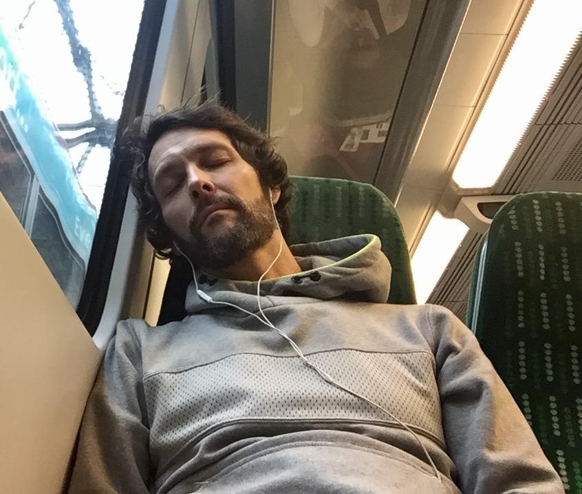 Bit sleepy...
