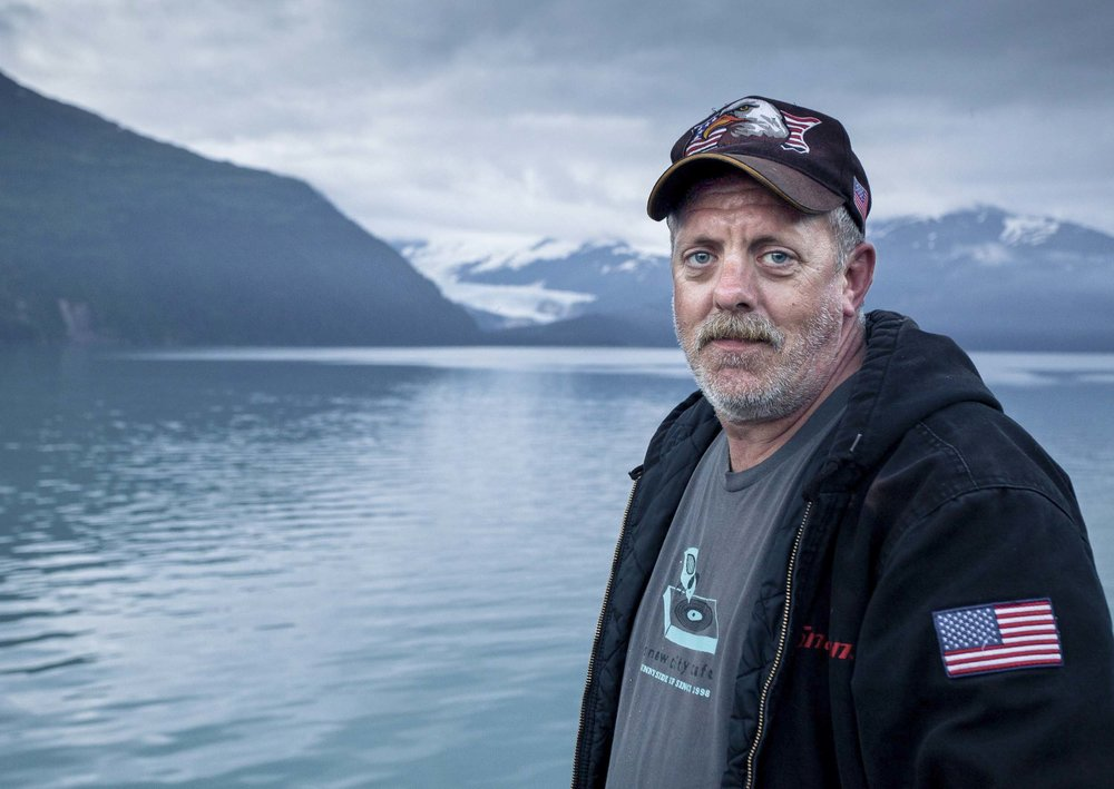 Alaskan Dock Worker