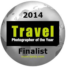 Travel Photographer of the Year 2014 - During 2014 I was lucky enough to have portfolio of four images captured whilst cycling through Alaska shortlisted in Travel Photographer of the Year 2014.