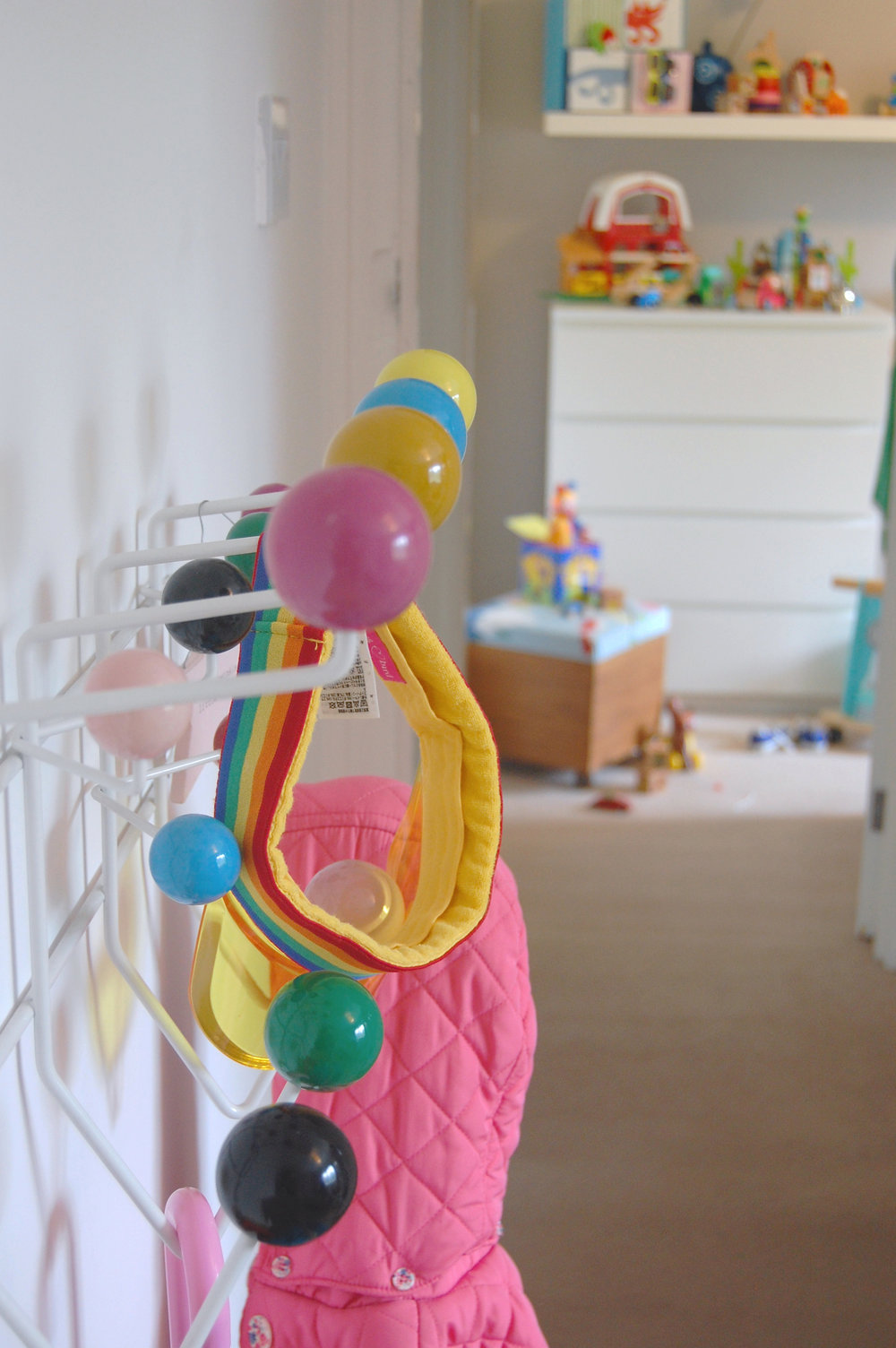 Bright childrens clothes hanger.jpg
