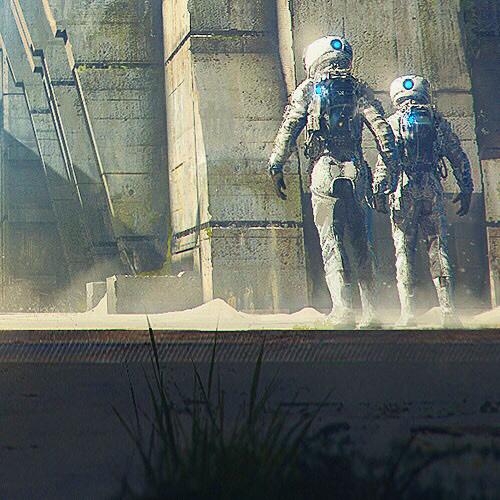 Sci fi personal ;) concept #art #concept #3d #2d #scifi #artstation #portfolio #artist #picture #destiny