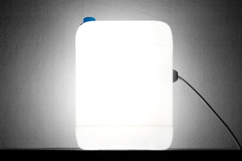 BIDON LAMP
