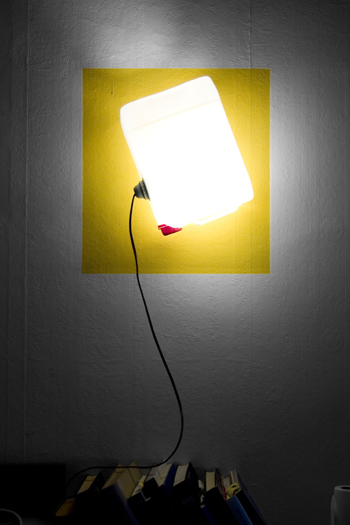 BUILD YOUR OWN BIDON LAMP