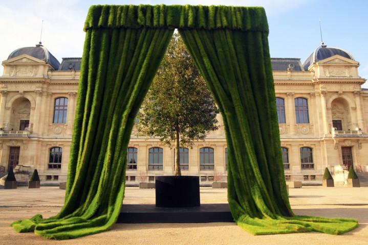 Radical Action Reaction  Action. The tree ceremony 3 – 7 December 2015 Jardin des Plantes, Paris