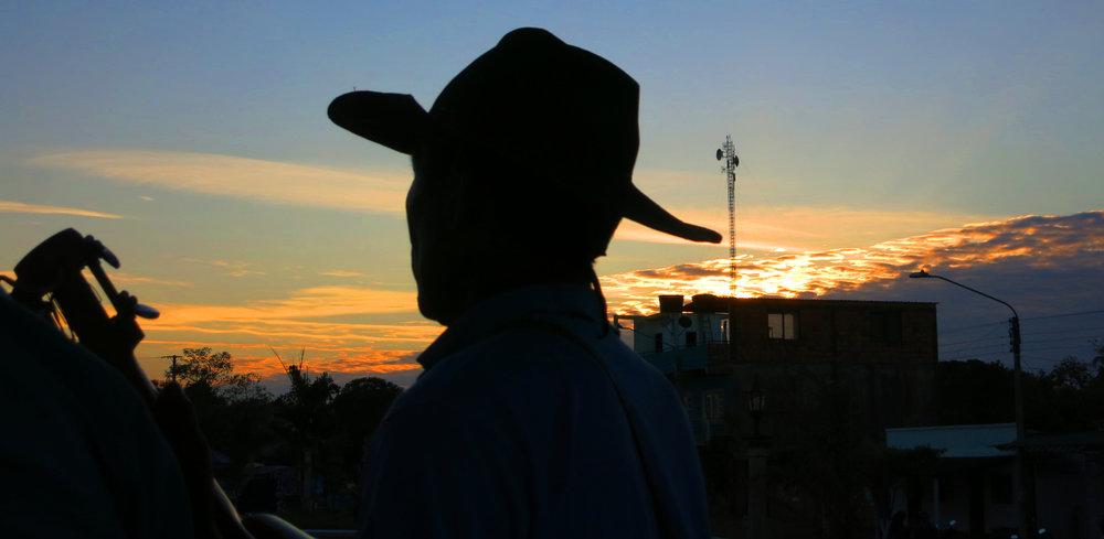 Llanos Sunset