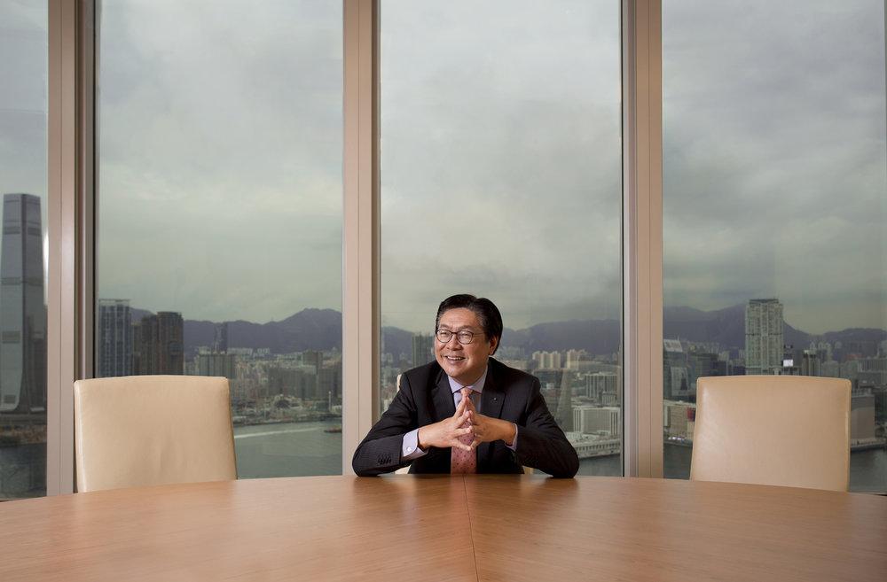 Frederick Ma, MTR Corp.