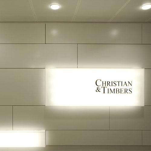 Christian & Timbers