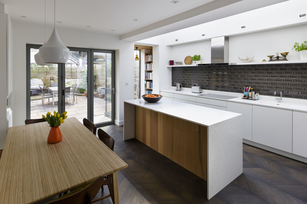 Battersea House Featured On Houzz.comu0027s U0027Kitchen Of The Weeku0027