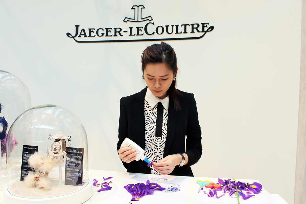 Grace-Ciao-Jaeger-Lecoultre-Rendez-Vous-watch-collection-event-live-illustration.jpg