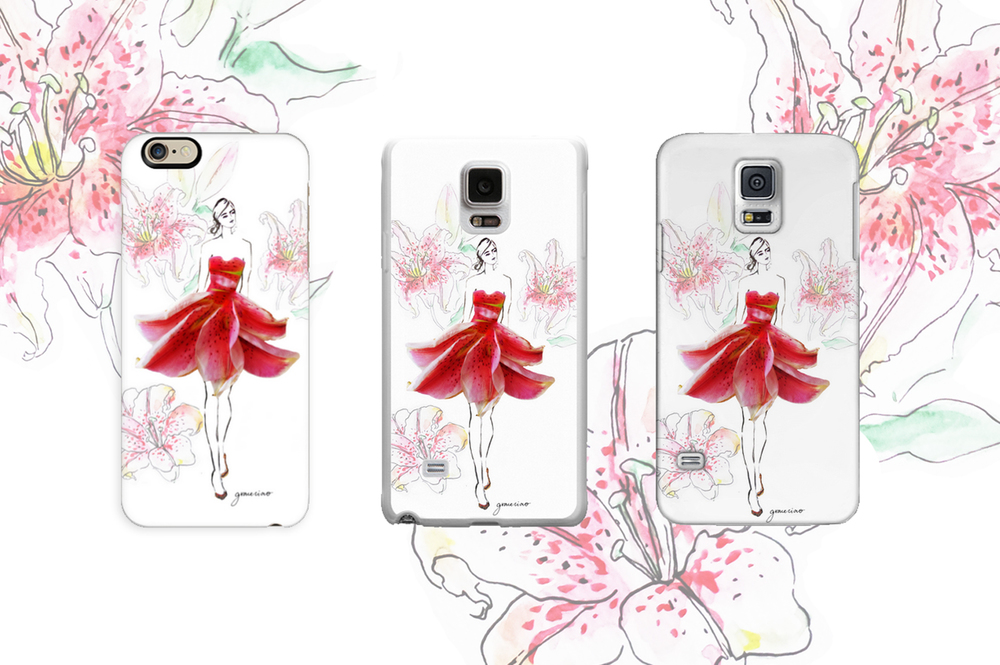 Grace-Ciao-Fashion-illustrator-limited-edition-phone-case-oriental-lily.jpg