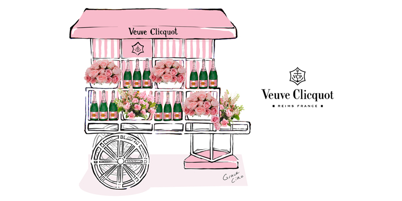 llustration-veuve-clicquot-polo-classic-illustrated-by-grace-ciao