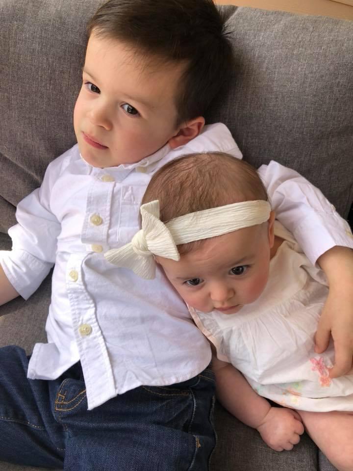 Luke & Zoe