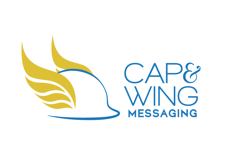 Cap & Wing Messaging