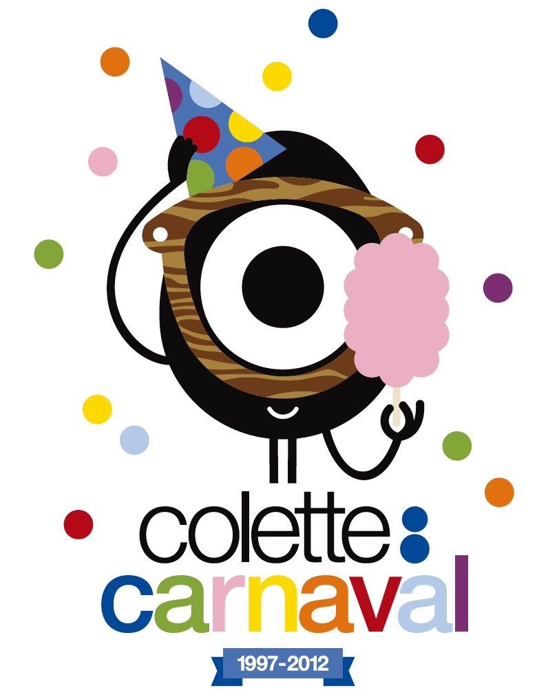 colette carnaval, 2012